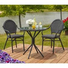 Bistro Patio Chairs Outdoor Bistro Sets For Less Overstock