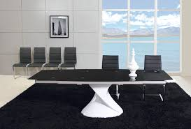 pull out dining room table two person dining table high is also a kind of custom modern
