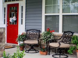 Small Enclosed Patio Ideas Enclosed Front Porch Decorating Ideas