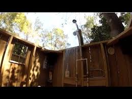 How To Plumb An Outdoor Shower - diy the ultimate outdoor shower youtube