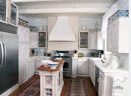 white galley kitchen ideas kitchen island ideas for small kitchens andrea outloud