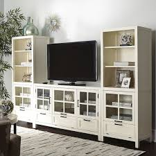 Bookcase With Doors White by Furniture Tall Bookcase With Doors Antique White Bookcase