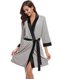 robe de chambre pour spa vêtements robes de chambre et kimonos trouver des produits aibrou