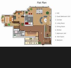 apartments plans of building building plan software create great