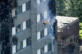 the desperate final acts of high rise fire u0027s victims new york post