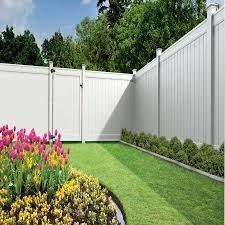 garden fencing at lowes lowes bamboo fencing vinyl fence lowes