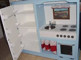 diy play kitchen ideas from entertainment unit to terrific kitchen diy play kitchen