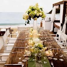 Long Table Centerpieces Winter Wedding Table Decor Ideas Party Themes Inspiration