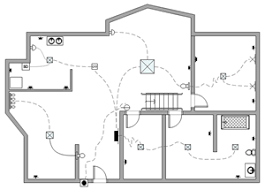electrical plan electrical and telecom plan floor plan solutions