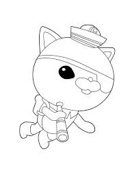free octonauts coloring pages kids coloringstar