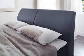 Schlafzimmer In Anthrazit Meise Boxspringbett Imola Anthrazit Mit Metallkufen Möbel Letz