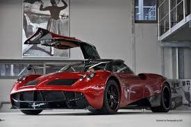 pagani huayra red first and only pagani huayra in the netherlands gtspirit