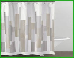 Extra Wide Shower Curtains - bathroom charming extra wide shower curtain for bathroom design