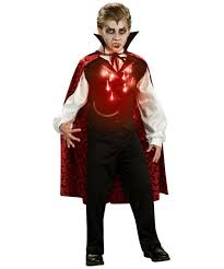 Halloween Costumes Boys Vampire Lite Kids Costume Boy Halloween Costumes