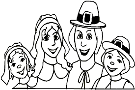 coloring thanksgiving pages coloring print pages