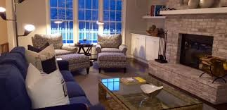 whitewashed brick fireplace exterior painting garage floor refinishing kitchen cabinets all pro painting co