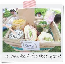 picnic basket ideas great ideas for organizing a picnic party picnics cookouts