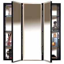 3 mirror medicine cabinet robern medicine cabinets 36 1 4 w rust free aluminium