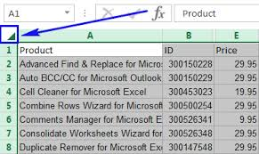 how to unhide columns in excel show hidden columns