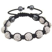 crystal rope bracelet images Cheap black swarovski shamballa bracelet find black swarovski jpg