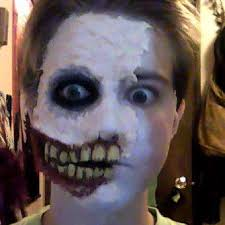 Jeff Killer Halloween Costume Jeff Killer Face Cassandrascreations Deviantart