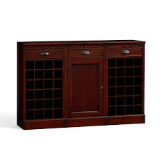 Modular Bar Cabinet Modular Bar Buffet With 2 Wine Grid Bases 1 Cabinet Base
