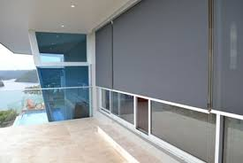External Awning Blinds Motorised External Blinds For Outdoor Cover In Sydney Ozsun