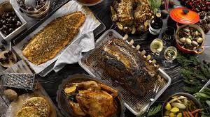 christmas dinner order online celebrate at park by park hotel