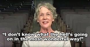 Carol Twd Meme - sweatpants tv the walking dead season 7 episode 2 the well