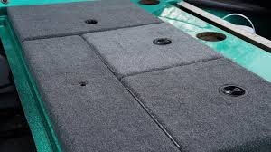 Vinyl Decking For Boats by Bass Boat Carpet Replacement How To Part Ii Storage