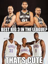 Spurs Memes - 11 best memes of the oklahoma city thunder running over the san