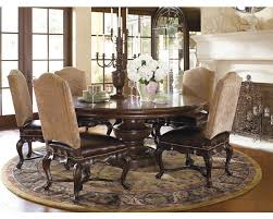 Round Dining Room Tables Elba Round Dining Table Thomasville Furniture