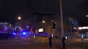 The Manchester Foyer Isis Supporters U0027celebrate U0027 Likely Manchester Arena U0027suicide Bombing U0027