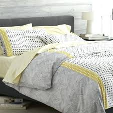 best quality blue yellow patterned holiday duvet coversnavy and