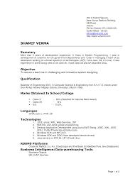 latest format resume fresher sidemcicek com