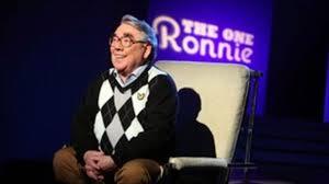 ronnie corbett u0027s u0027emotional u0027 return to christmas tv bbc news