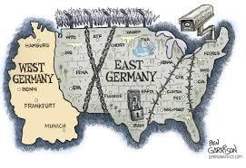 Iron Curtain Political Cartoons The New East Germany Grrrgraphics On Wordpress