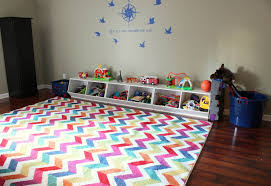 Football Field Rug For Kids Living Room Kids Teens Area Rugs The Home Depot Intended For