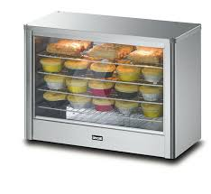 heated food display warmer cabinet case lpw lr lincat catering equipment