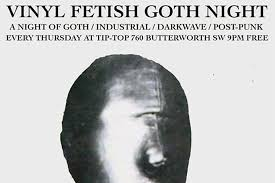 Tip Top Deluxe Bar And Grill Grand Rapids Goth Night Grand Rapids Dj Culture Dips Into The Dark U0026 Obscure