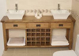 Wooden Vanity Units For Bathroom Bathroom Wooden Vanity Units Playmaxlgc