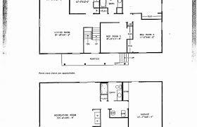 bi level house floor plans modified bi level floor plans lovely split house split level tri