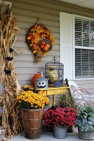 Outdoor Christmas Pillows 15 fall porch decorating ideas porch decor styles and front porches