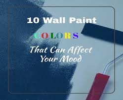 10 wall paint colors that affect your mood u2013 kravelv