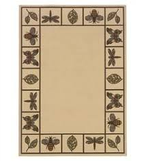 Dragonfly Outdoor Rug Bungalow 1915 Is Based On An Original Rug Design From The Early