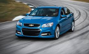 gmc sedan concept 2015 chevrolet ss manual instrumented test u2013 review u2013 car and driver