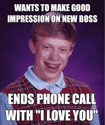Employee Meme - my new employee did this on our second phone conversation meme guy