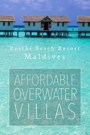 a dream come true staying in an overwater bungalow in the