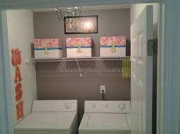 shelving ideas for laundry room storage organization white laundry