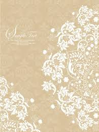 Background Invitation Card Invitation Card On Floral Background With Place For Text U2014 Stock